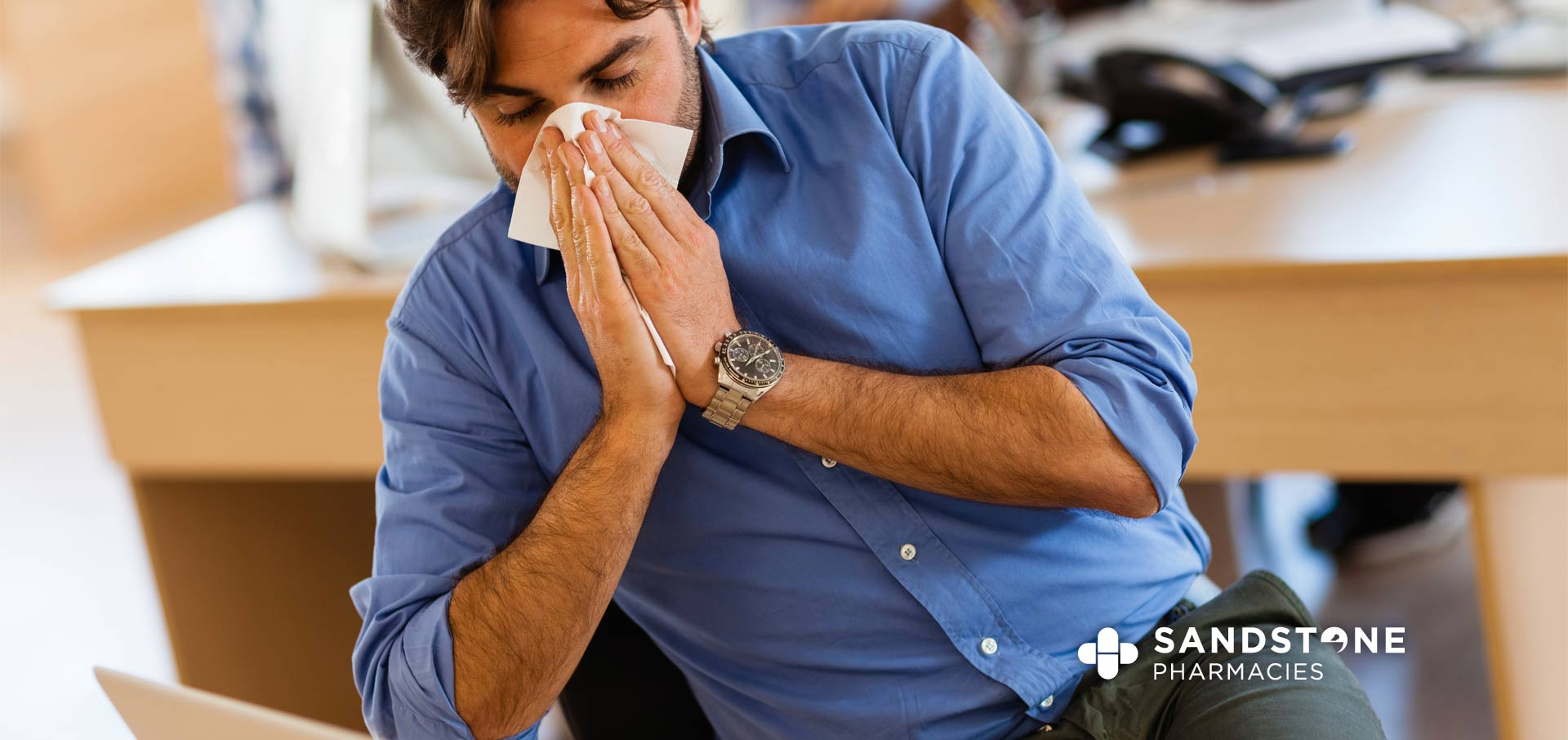 Washed Your Hands After Sneezing? Not Everyone Does.